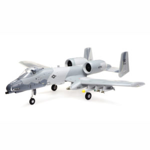 A-10 Thunderbolt II 64mm EDF BNF Basic with AS3X and SAFE Select, 1150mm Product Image
