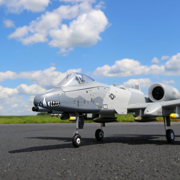 A-10 Thunderbolt II 64mm EDF BNF Basic with AS3X and SAFE Select, 1150mm Product Gallery Image 3