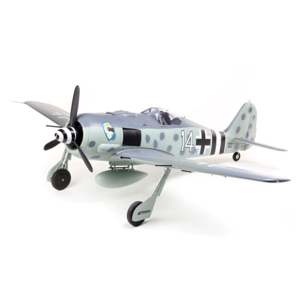 Focke-Wulf Fw 190A 1.5m Smart BNF Basic with AS3X and SAFE Select Product Image