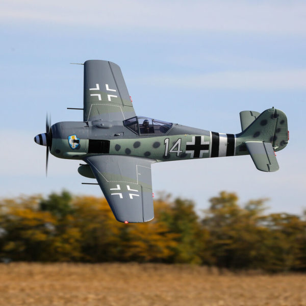 Focke-Wulf Fw 190A 1.5m Smart BNF Basic with AS3X and SAFE Select Product Gallery Image 1