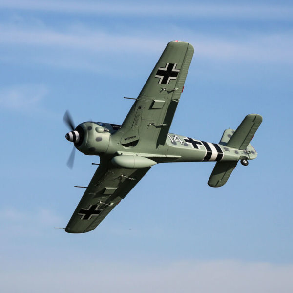 Focke-Wulf Fw 190A 1.5m Smart BNF Basic with AS3X and SAFE Select Product Gallery Image 2