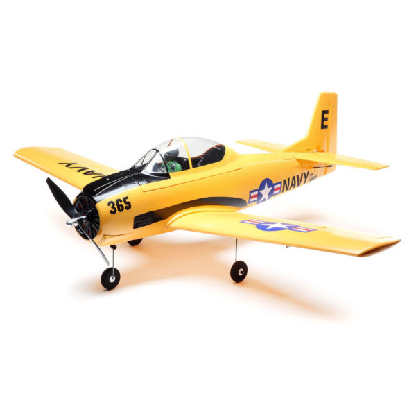 T-28 Trojan 1.1m BNF Basic with AS3X and SAFE Select Product Image