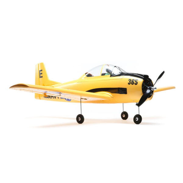 T-28 Trojan 1.1m BNF Basic with AS3X and SAFE Select Product Gallery Image 1