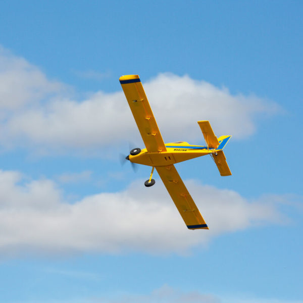 Air Tractor 1.5m BNF Basic with AS3X and SAFE Select Product Gallery Image 2
