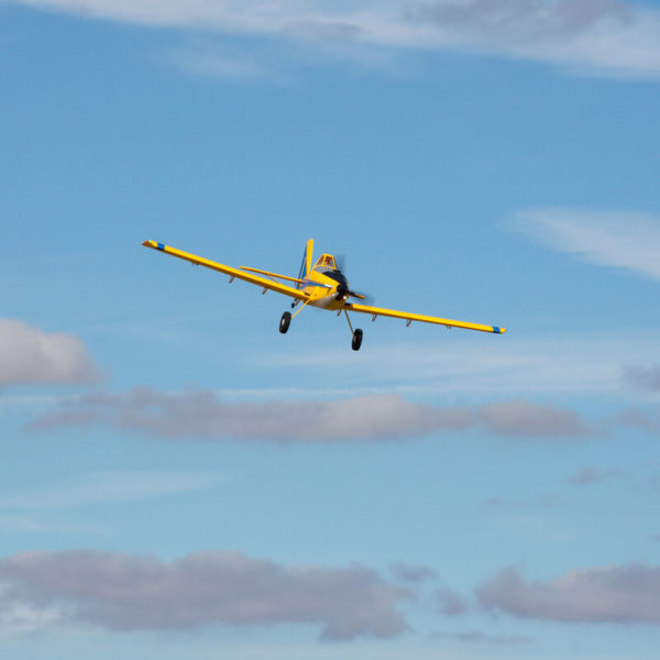 Air Tractor 1.5m BNF Basic with AS3X and SAFE Select Product Gallery Image 3