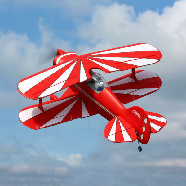 Pitts S-1S BNF Basic with AS3X and SAFE Select, 850mm Product Gallery Image