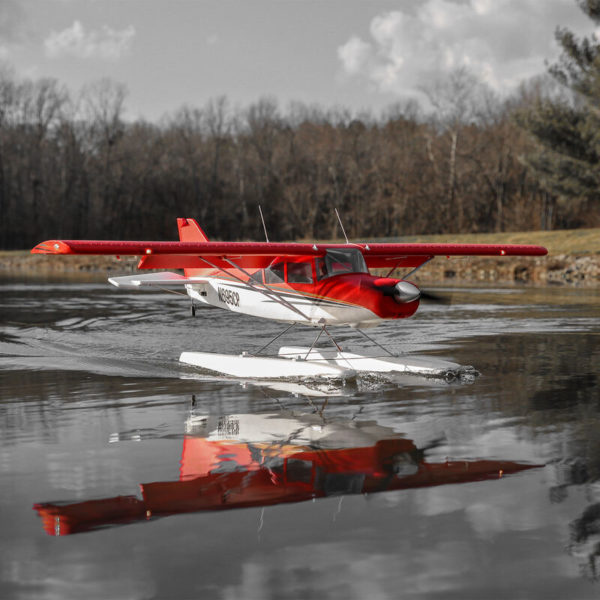 Maule M-7 1.5m BNF Basic with AS3X and SAFE Select, includes Floats Product Gallery Image 2