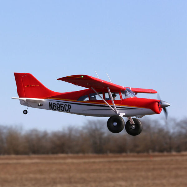 Maule M-7 1.5m BNF Basic with AS3X and SAFE Select, includes Floats Product Gallery Image 3