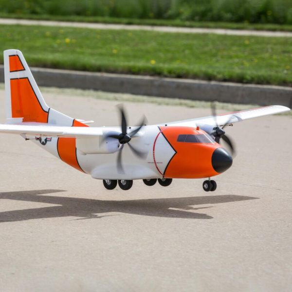 EC-1500 Twin 1.5m BNF Basic with AS3X and SAFE Select Product Gallery Image 2