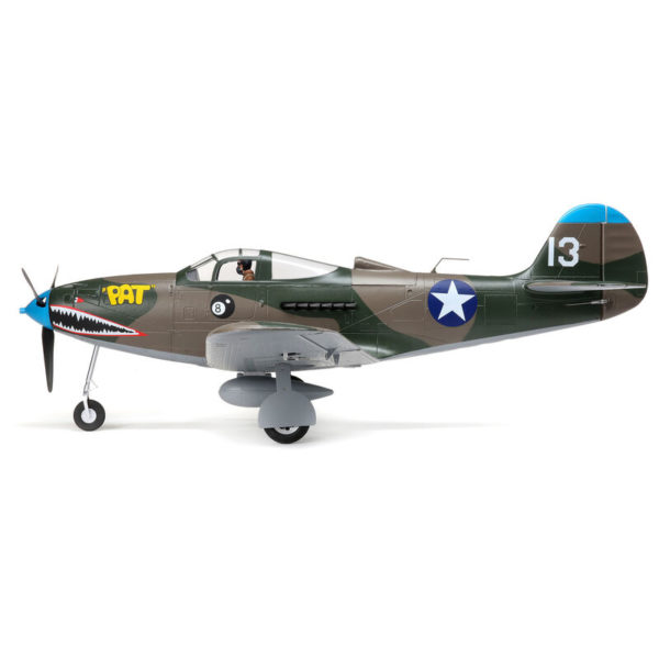 P-39 Airacobra 1.2m BNF Basic with AS3X and SAFE Select Product Gallery Image 3