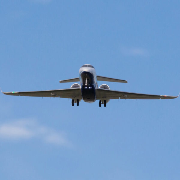 UMX Citation Longitude Twin 30mm EDF BNF Basic with AS3X and SAFE Select, 638mm Product Gallery Image 2