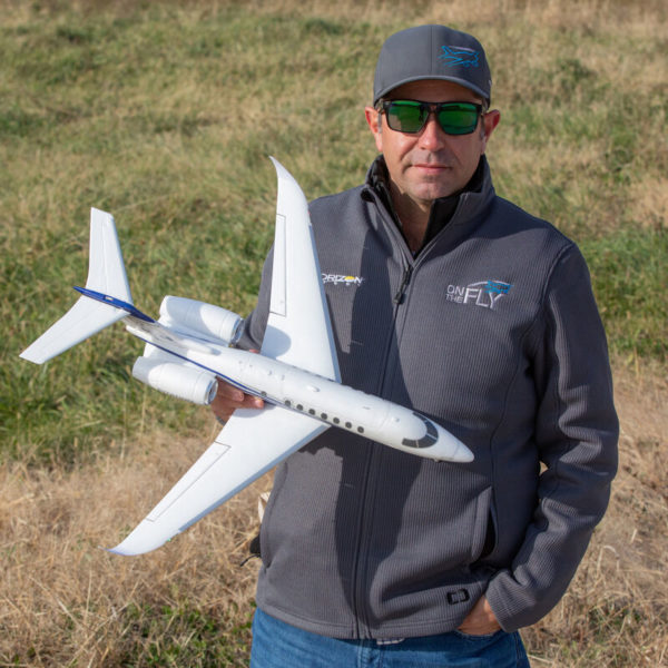 UMX Citation Longitude Twin 30mm EDF BNF Basic with AS3X and SAFE Select, 638mm Product Gallery Image 1