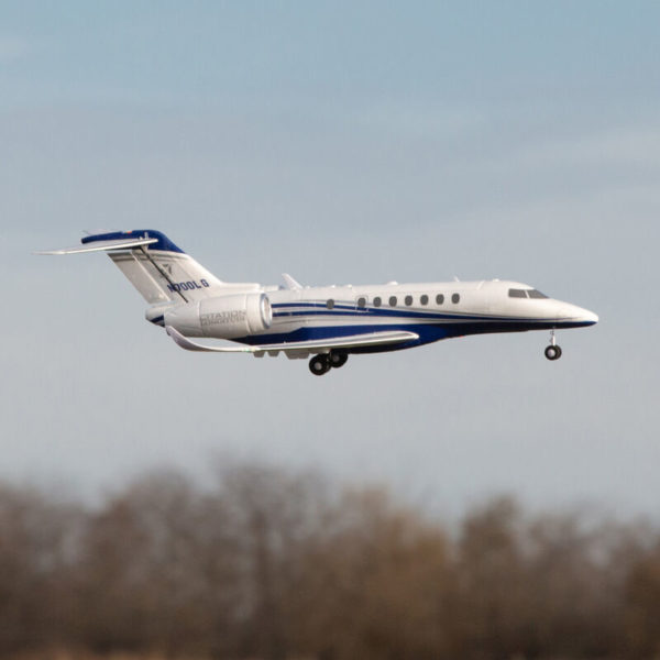UMX Citation Longitude Twin 30mm EDF BNF Basic with AS3X and SAFE Select, 638mm Product Gallery Image 3
