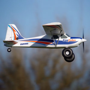 Kingfisher PNP, 1400mm includes Wheels, Floats, Skis and Flaps Product Image