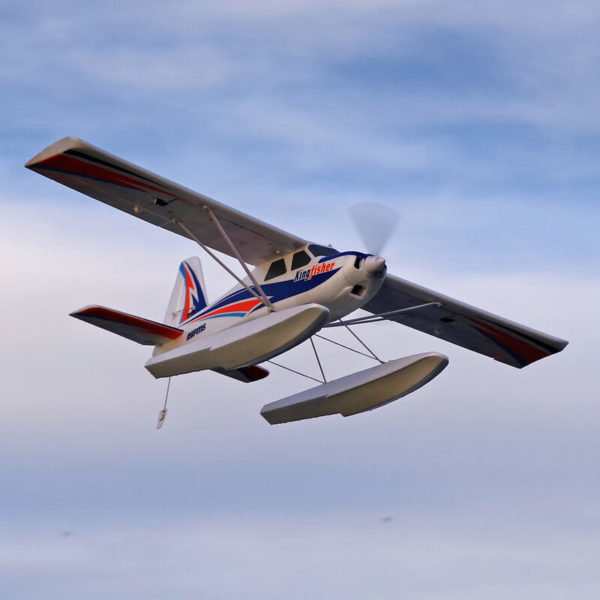 Kingfisher PNP, 1400mm includes Wheels, Floats, Skis and Flaps Product Gallery Image 1