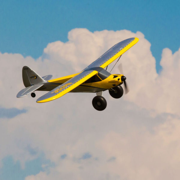 Carbon Cub S 2 1.3m RTF with SAFE Product Gallery Image 2