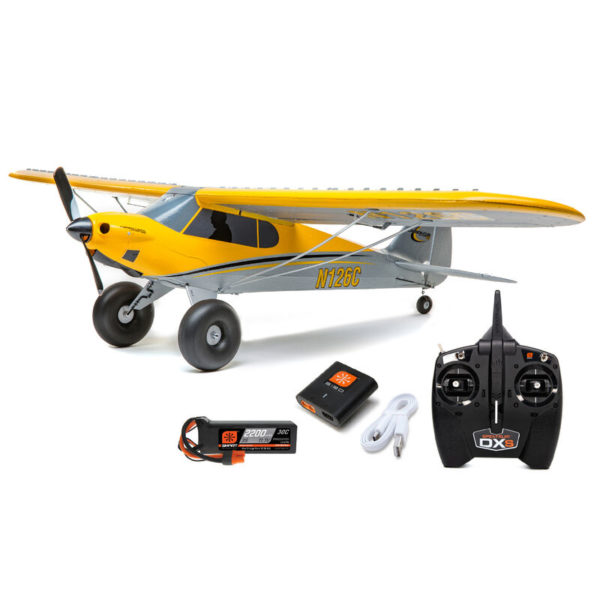 Carbon Cub S 2 1.3m RTF with SAFE Product Gallery Image 1