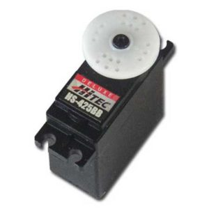 HS-425BB Standard Analog Deluxe Servo Product Image
