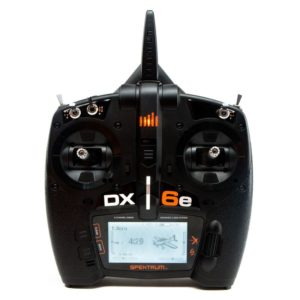 DX6e 6-Channel DSMX Transmitter Only Product Image