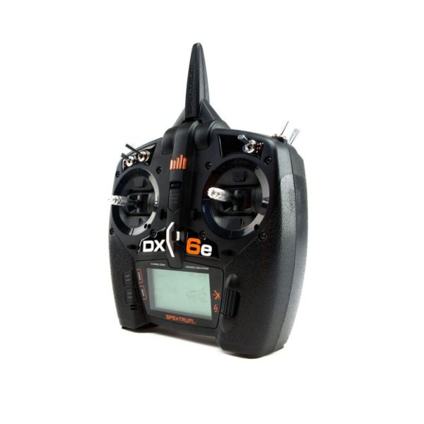 DX6e 6-Channel DSMX Transmitter Only Product Gallery Image 1