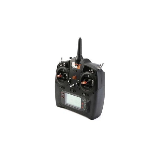 DX6 6-Channel DSMX Transmitter Only Gen 3 Product Gallery Image 1