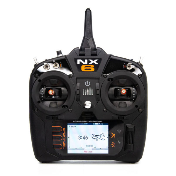 NX6 6-Channel Transmitter Only Product Image