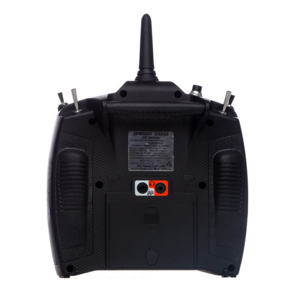DX8 8-Channel DSMX Transmitter Only Gen 2 Product Gallery Image 3