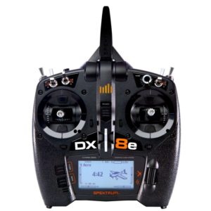 DX8e 8-Channel DSMX Transmitter Only Product Image