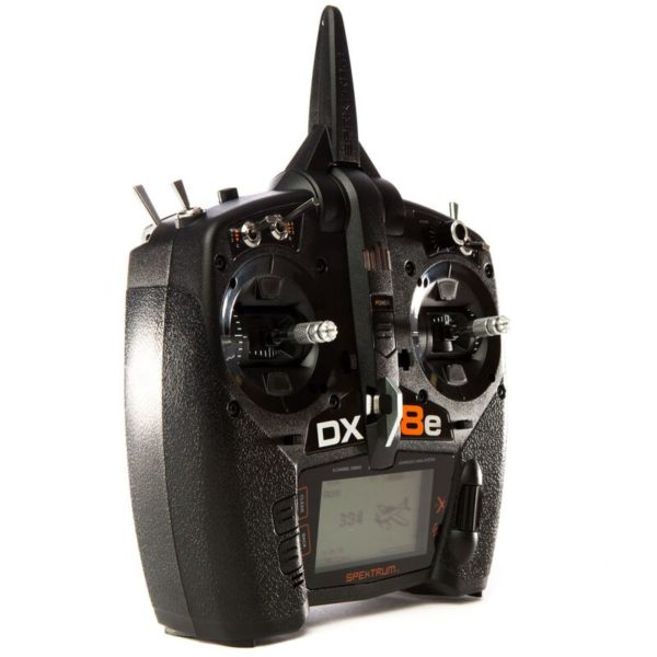 DX8e 8-Channel DSMX Transmitter Only Product Gallery Image 1