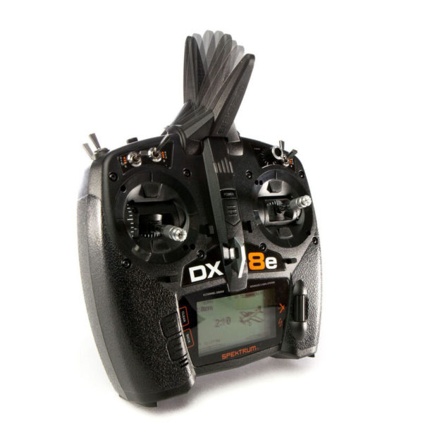 DX8e 8-Channel DSMX Transmitter Only Product Gallery Image 3
