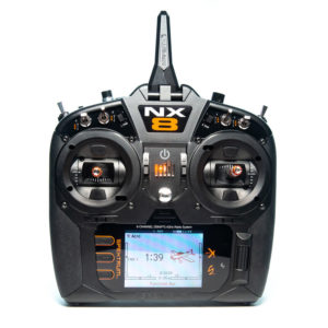 NX8 8-Channel DSMX Transmitter Only Product Image