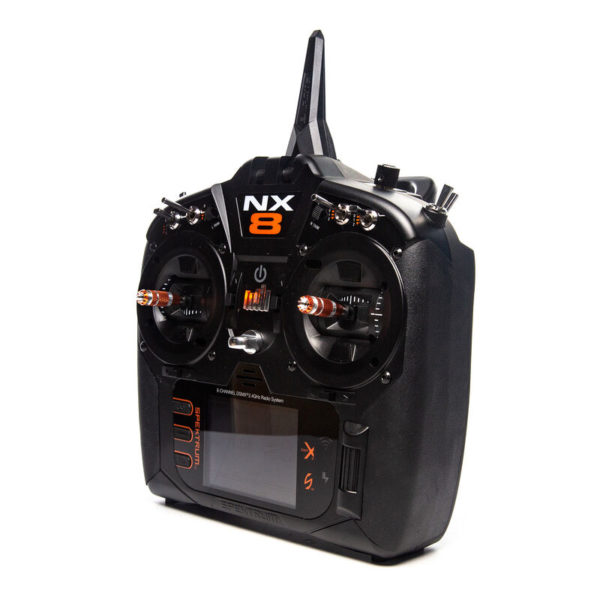 NX8 8-Channel DSMX Transmitter Only Product Gallery Image 1