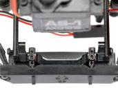 Axial SCX24 Aluminum Front Bumper Mount set Product Gallery Image 4N
